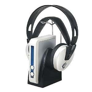 Niko 2400RF 2.4GHz RF Extra Light Wireless Stereo Headphones