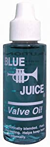 Blue Juice Valve Oil