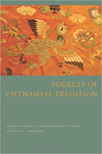 Sources of Vietnamese Tradition (Introduction to Asian Civilizations)