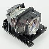 HITACHI CP-WX4021NJ用ランプ DT01171プロジェクター交換用ランプ