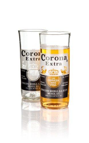 corona-de-bouteilles-de-biere-recycle-extra-lot-de-2-verres-gobelets-emballage-cadeau-fabrique-a-la-
