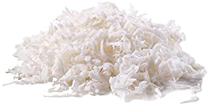 Organic Raw Shredded Coconut, Unsweetened, Non-GMO, Naturally Sweet (2 lbs)
