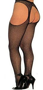 Plus Size Lingerie Sexy hosiery XL-2X-3X One Size Queen