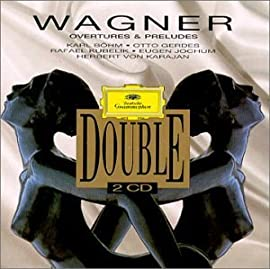 Wagner: Overtures & Preludes - Vienna Philharmonic Orchestra; Bohm, Abbado (2 CDs for the Price of 1)