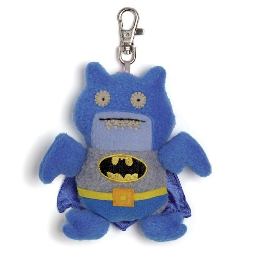 Uglydoll from Gund DC Comics - Ice-Bat Batman Clip Blue
