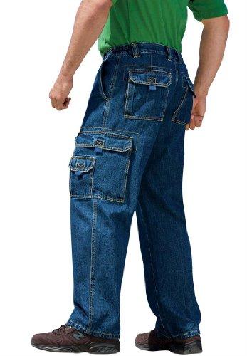 Stonewash Jeans Mens