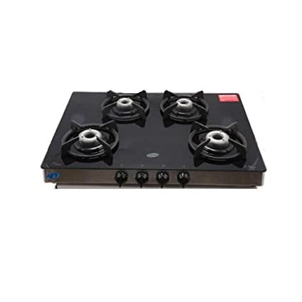 Glen GL-1048 GT Gas Cooktop (4 Burner)