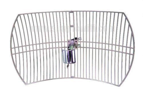 24dBi Directional Range Booster WiFi Parabolic Grid Antenna