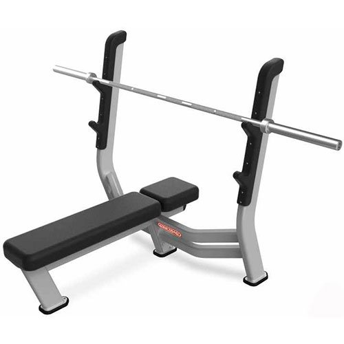 Star Trac Inspiration Olympic Flat Bench