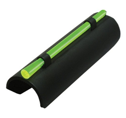 HiViz Plain Barrel Fiber Optic Shotgun Sight