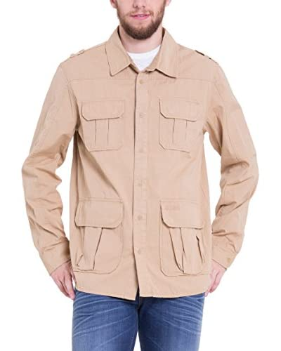 Big Star Jacke beige