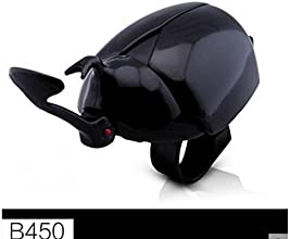 Animal beetle Original Bicycle Bell Alloy Mini Bicycle Bell Ping Ring Lever Cycle Push Bike Bell