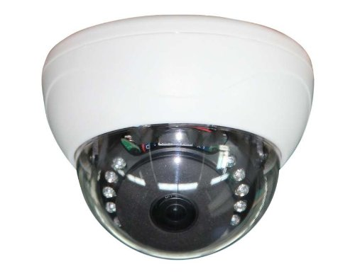 Am-Q643R-Wifi 1.0 Mega Pixel Ip64 Hd Network Built-In Wife Ir-Dome Camera (White) Produced By Ysk