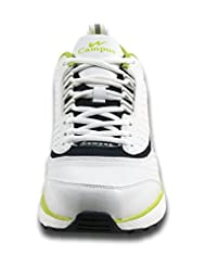 Campus Men's Grand Green Synthetic Sports Shoes
