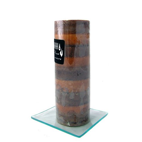 Chocolate Cake Scented Pillar Candle – XLarge