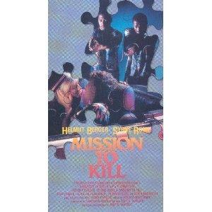 MISSION TO KILL DVD Helmut Berger / Sydne Rome / Jose Ferrer / Juan Luis Galiardo / Howard Ross / Kevin McCarthy