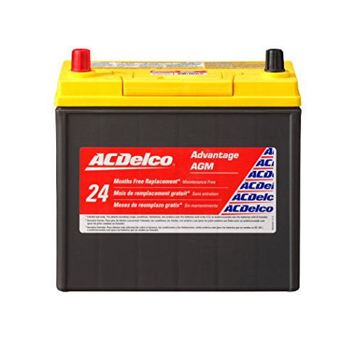 ACDelco ACDB24R Advantage AGM Automotive BCI Group 51 Battery (Prius Battery Replacement compare prices)