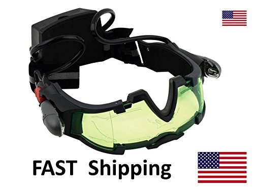 COD-Call-of-Duty-GOGGLES-Glasses-Night-Vision-COD-styled-Accessory-PS4-Sony-Playstation-4-styled-Night-Vision-Green-Lens-HOT-Price