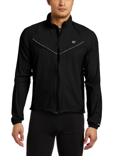 Pearl Izumi Men's Elite Barrier Convertible Jacket Screaming