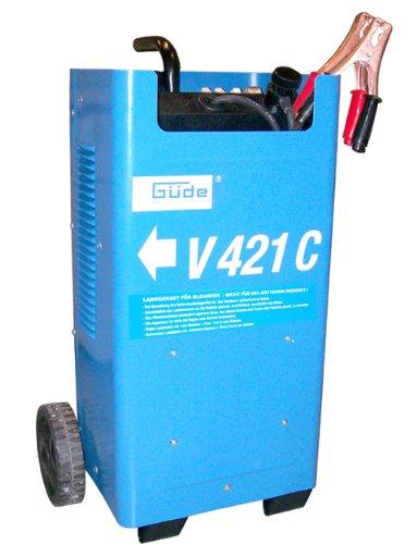 GÜDE Batterielader V421C Ladegerät Starthilfe