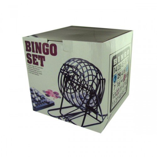 Haute Qualit- Bingo Set - Paquet de 4