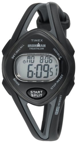 Timex Unisex T5K039 Ironman Sleek Digital Resin Strap Watch