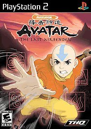 Thq Avatar The Last Airbender