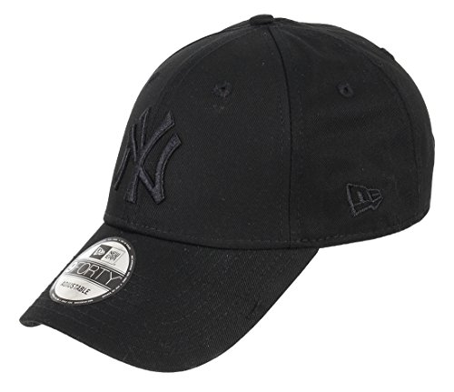 New Era Caps League Essential 9forty New York Yankees Black Black Unica