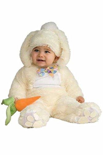 [8eighteen Noah's Ark Collection Vanilla Bunny Infant Halloween Costume] (Zombie Bunny Halloween Costume)