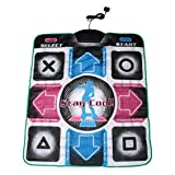 STAY COOL DANCE MAT FOR PLAYSTATION 2, NEW!by Konig