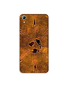 HTC Desire 820 nkt01 (53) Mobile Case from Mott2 - Abstract Earth Beautiful F... (Limited Time Offers,Please Check the Details Below)