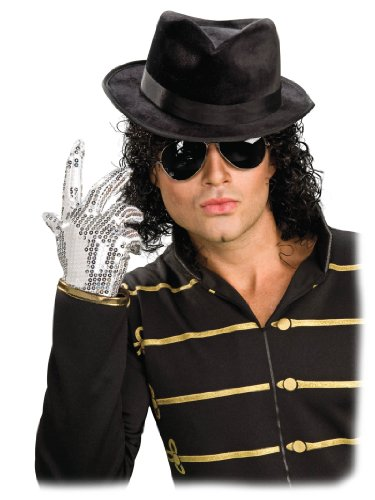 Michael Jackson Silver Glove Complete King Of Pop Theatrical Mens Costume
