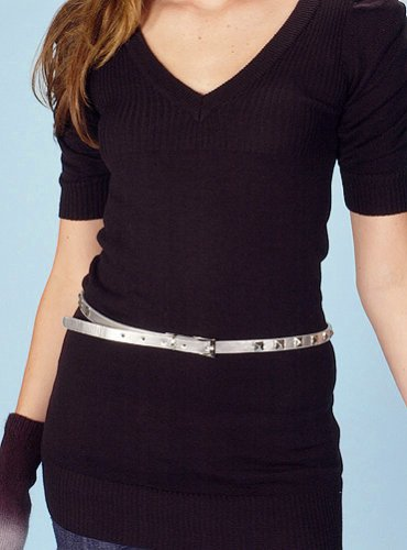 Style Violet Pyramid Studded Skinny Belt - Buy Style Violet Pyramid Studded Skinny Belt - Purchase Style Violet Pyramid Studded Skinny Belt (Style Violet, Apparel, Departments, Accessories, Women's Accessories)