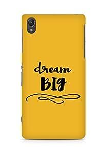AMEZ dream big Back Cover For Sony Xperia Z2