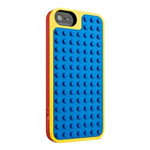 Belkin LEGO Case / Shield for iPhone 5 / 5S and iPhone SE (Yellow / Red)