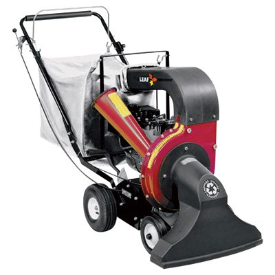 Buy Discount Merry Mac Walk-Behind Chipper/Vacuum - 249cc Briggs & Stratton Powerbuilt Engine, Model...