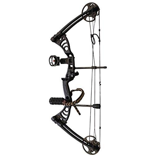 sas-scorpii-55-lb-32-compound-bow-black-w-accessories-kit