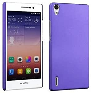 TrilMil Matte Rubberized Finish Hard Case for Huawei Ascend P7