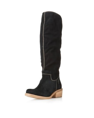 Calvin Klein Jeans Women's Gianna Boot  - Black