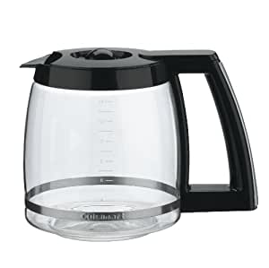 Cuisinart DCC-2200RC 14-Cup Replacement Glass Carafe, Black