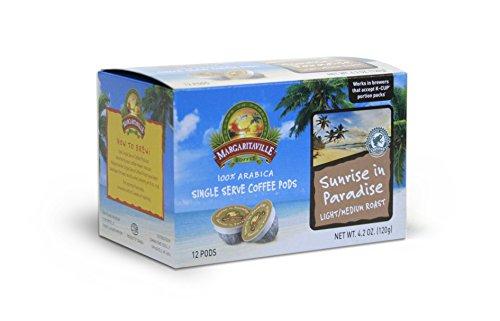 Margaritaville Single Serve Coffee Pods Sunrise In Paradise