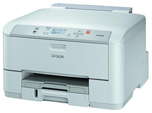 EPSON A4ビジネスインクジェットプリンター PX-S840
