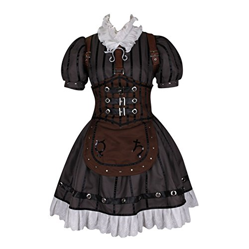 Alice Madness Returns Steamdress Cosplay Costume