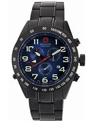 Swiss Military Hanowa Men's 06-5150-13-003 Night Rider II Alarm Watch