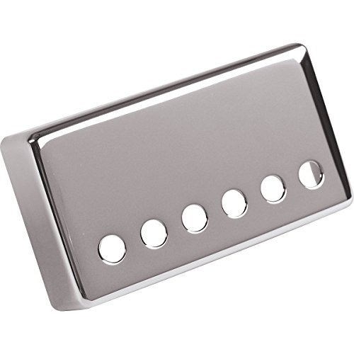 Gibson Gear PRPC-015 pickup cover - chrome / bridge spacing (Bridge Cover compare prices)
