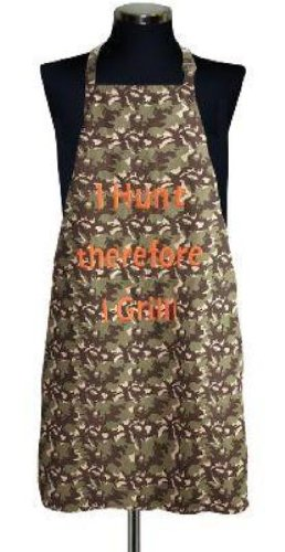 Manual Modern Style I Hunt I Grill Bbq/Kitchen Cook'S Apron front-942079
