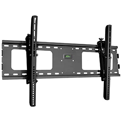 Black Adjustable Tilt/Tilting Wall Mount Bracket for Hitachi UltraVision LE42S704 42