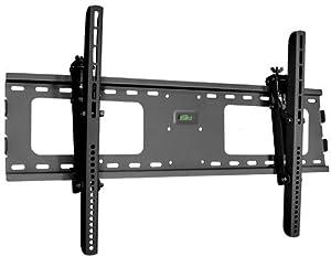 Black Tilting Wall Mount Bracket for Samsung LN-S4051D LCD 40 inch HDTV TV