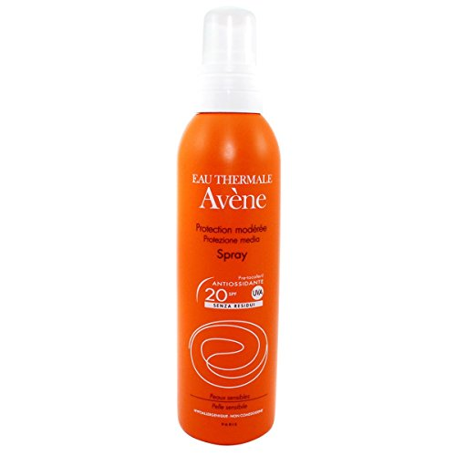 Avene Solare Spray SPF 20 - 200 ml