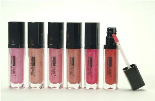 Beauty Treats Shimmery Lip Gloss Set 6 Colors